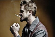 Boyd Holbrook photographed by Damon Baker