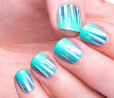 Nails..... I like this color !