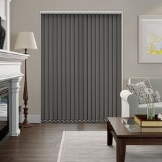 Valencia Pewter from Blinds 2go