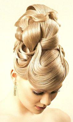 Chignons et coiffures de fetes - (page 23) - Menelwena