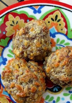This is an amazing Sausage Balls Recipe!