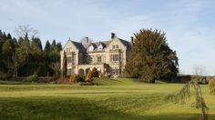 Birdsgrove House - Large UK Country House - The Big Cottage Company - Wedding Venue - Kate & Tom's