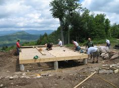 1000 Images About Foundation On Pinterest Beams Cabin