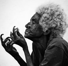Downtown Miami Homeless  by LJ., via Flickr.  The gripping portraiture of accountant turned self-taught photographer Lee Jeffries  Gritty and powerful portraits, most often of the homeless.