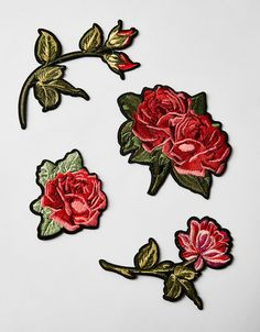 Patches - ACCESSORIES - WOMAN - Bershka Spain