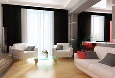 Amazing Living Room Curtain Designs