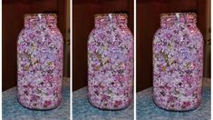 Ayurveda, Lilac, Mason Jars, Herbs, Homemade, Health, Bottle, Home Decor, Gardening