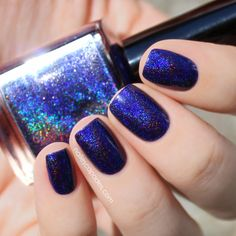 Nail Escapades: F.U.N Lacquer - Summer 2014 Collection (MEGA POST) - Starry Night of the Summer