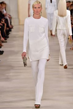 Ralph Lauren Lente/Zomer 2015 (34) - Shows - Fashion
