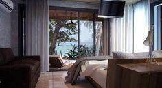 Long Beach Chalet, Ko Lanta, Thailand - Booking.com Ko Lanta, Long Beach, Thailand, Travel, Home Decor, Viajes, Decoration Home, Room Decor, Destinations