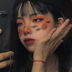 Edgy Makeup, Eye Makeup Art, Cute Makeup, Pretty Makeup, Beauty Makeup, Soft Grunge Makeup, Anime Eye Makeup, Makeup Eye Looks, Makeup Eyes