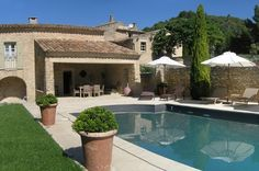 La Canove Provence, Location, Mansions, House Styles, Outdoor Decor, Home Decor, Decoration Home, Manor Houses, Room Decor