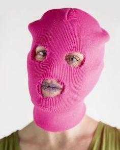 'Pussy Riot is what democracy looks like': Nadya Tolokonnikova.