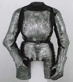 Christian Schreiner the Younger: Elements of a Light-Cavalry Armor (1991.4) | Heilbrunn Timeline of Art History | The Metropolitan Museum of Art