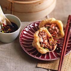 Chinesische Hefeklöße (nicht vegetarisch)