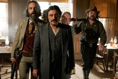 HBO Says the Deadwood Movie is Finally Happening. YES!!!