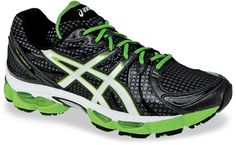 """I've been running in this show since it's inception 13 years ago...I love it. """"The GEL-Nimbus 13 features lighter weight and a full length Guidance Line which gives the shoe a smooth transition through the gait cycle."""""""