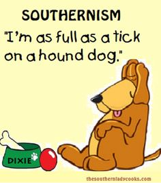 Southernism...