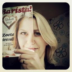 Barista! Zoete inval - Elsbeth Witt Bookface