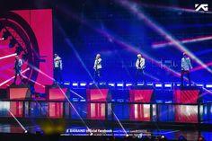 BIG BANG | 2015 WORLD TOUR x MADE IN DALIAN @ ZHONGSHENG CENTER