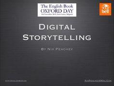 Digital Storytelling Presentation