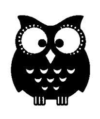 Not really interested in the link but would be a great idea for a owl stencil pesquisa do google pronofoot35fo Images