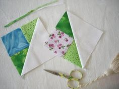 As promised, here is a tutorial for a very easy block which I did not invent but was shown how to make many years ago.  It is very easy to c...