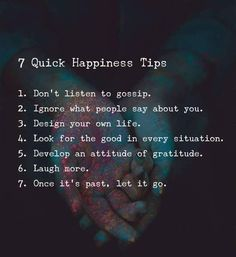 Could you add more to the 7 Quick #happiness tips?  @aleciamstringer  #happinesstips #focusingonbeinghappy #happy #laughdaily #enjoyinglifebeinghappy #3gc4gb #endlesssummertribe2017 #letitgoandbehappy