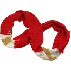 San Francisco 49ers Ladies Lightweight Infinity Scarf - Scarlet