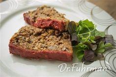 Artichoke Lentil Loaf | Recipe Guide | Dr Fuhrman.com