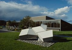 1973 - RTE Radio Centre, Donnybrook, Dublin - Architecture of Dublin City - Archiseek.com