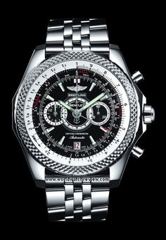 Breitling Bentley Supersports Automatic Chronometer