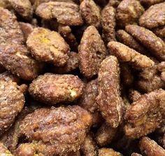 Caramel Salted Pecans - 4 OZ Bag