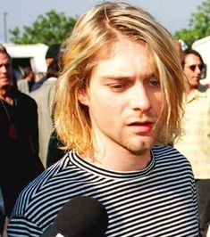 I've never been a very prolific person, so when creativity flows, it flows. -Kurt Cobain