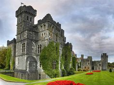 "Ashford Castle Built in 1228, this castle in County Mayo, Ireland was transformed into a luxury hotel in the 1930s. In 1951, it was the setting for the classic film, ""The Quiet Man,"" and more recently it's become famous as the host of a number of celebrity weddings."