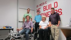 Newark resident with multiple sclerosis inspires UD engineering students - Sports - Newark Post Online