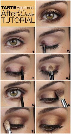Step By Step Summer Make Up Tutorials For Beginners & Learners 2015 | Girlshue