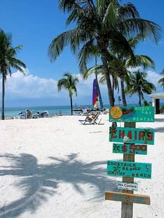 Duval Beach, Key West, Florida