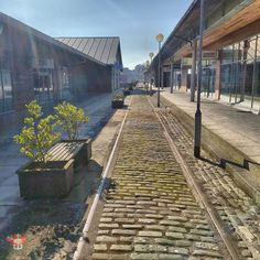 #rsa_streetview #cobblestone #cobbles #track #docks #dundee #dundeescovery Photos from my travels