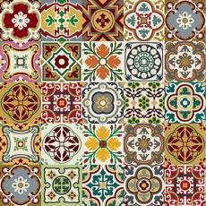Malta Tile Pattern Collection (stephanieborg.com)