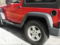 For sale: 2007 JEEP WRANGLER X RUBICON LOOK for $ 18,995.00 http://bit.ly/HzOBvl