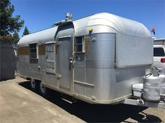 Camper Trailer For Sale, Vintage Campers Trailers, Camper Trailers, Water Tank, Airstream, Solar System, Cousins, Recreational Vehicles, Plumbing