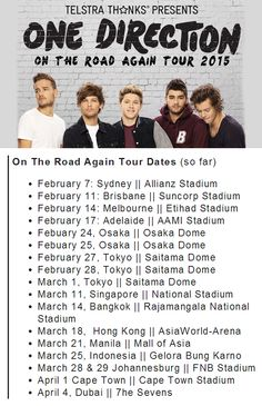 D Otra Tour Dates