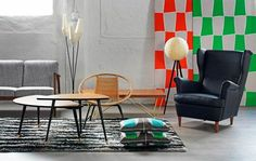 ikea ÅRGÅNG collection - ikea reissues items from the 1950s - 1970s