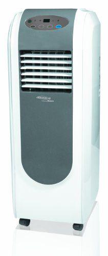 SoleusAir 10,000 BTU Portable Air Conditioner, Evaporative Single Hose, # KY-100E5 $365.16