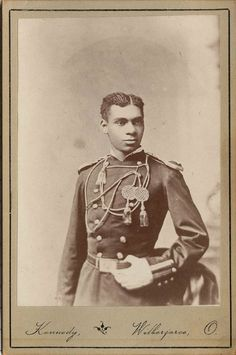 Born into slavery in Thomasville, GA, on March 21, 1856 Henery Ossian Flipper was appointed to the U.S. Military Academy at West Point, New York, in 1873. Over the next four years he overcame harassment, isolation, and insults to become West Point's first African American graduate and the first African American commissioned Officer in the regular U.S. Army.