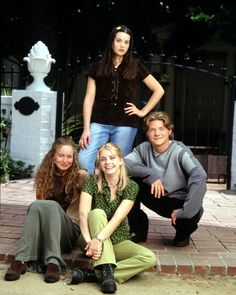 Sabrina the Teenage Witch /  the first year was the best!