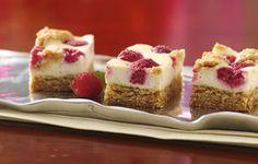 raspberry Yogurt bars