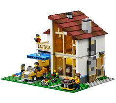LEGO Creator - Family House by Lego Systems, Inc. - $78.95
