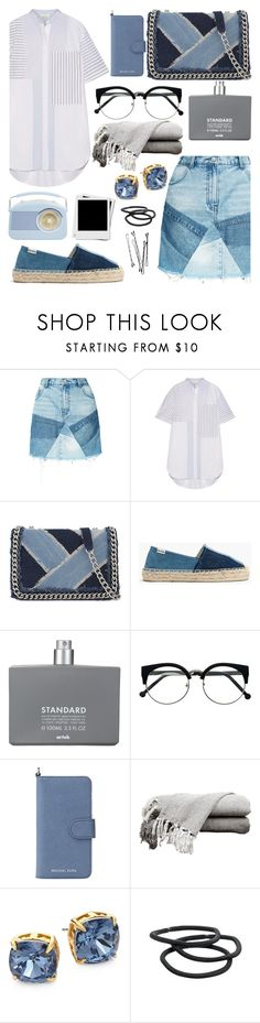 """""""Untitled #68"""" by lilykibu ❤ liked on Polyvore featuring PRPS, 3.1 Phillip Lim, ALDO, Madewell, Comme des Garçons, MICHAEL Michael Kors, Colonial Home Textiles, Tory Burch and Goody"""